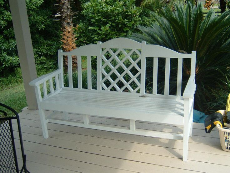 Cypress Garden Bench - Figueroa's Fine Custom Furniture