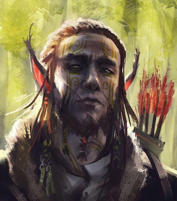 Daily sketches week #9, Tomasz Chistowski on ArtStation at https://www.artstation.com/artwork/P5xy4