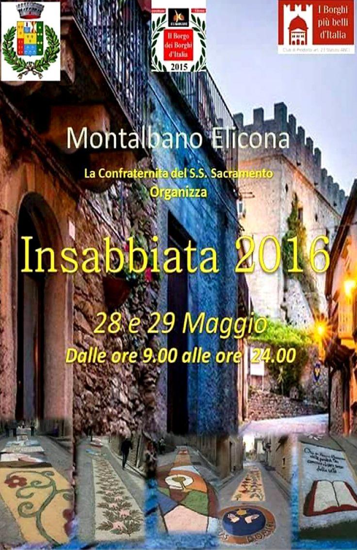 Insabbiata - Montalbano Elicona