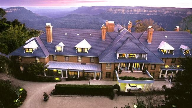 Lilianfels Resort in Katoomba. My favourite place in Australia
