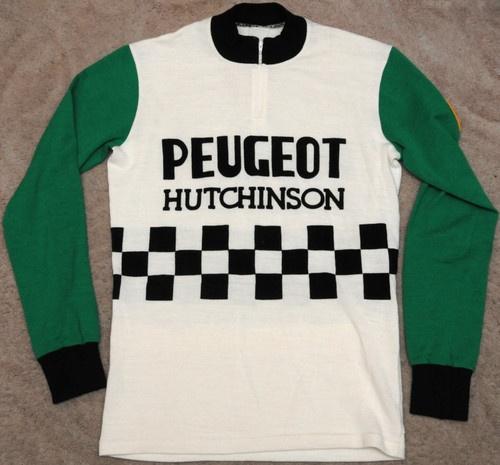 Maillot Peugeot