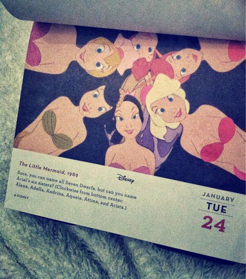 I'm sorry, but is this a Disney fact a day calendar? SOMEONE BUY ME THIS.