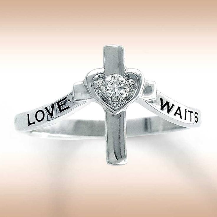 promise virginity rings