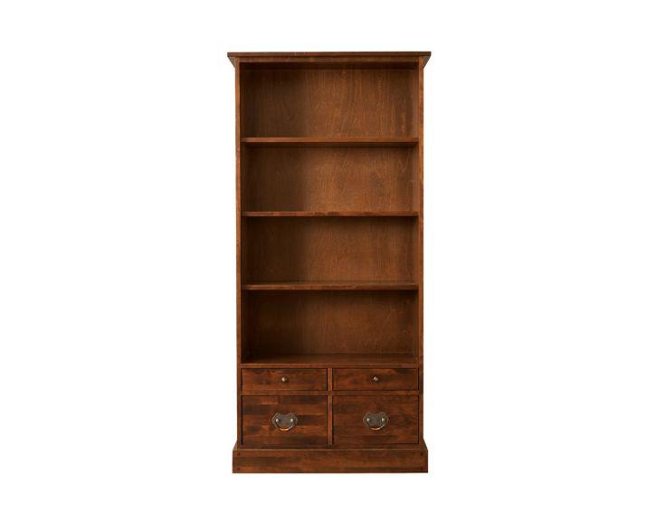 Made to order furniture - Garrat Chestnut Bookcase | Laura Ashley