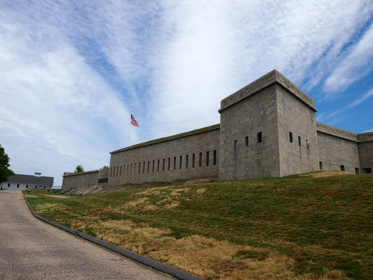 Fort Trumbull -- one of the awesome places to visit in New London, Connecticut. Click the link to read more.