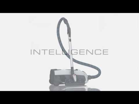 Lux Intelligence - Staubsauger System - YouTube