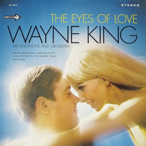 Wayne King And His Orchestra - Alice Blue Gown/Smoke Gets In Your Eyes