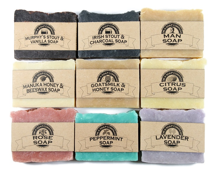 Handmade Soap, Natural Soap, Skin Care, Body Care, Made in Ireland