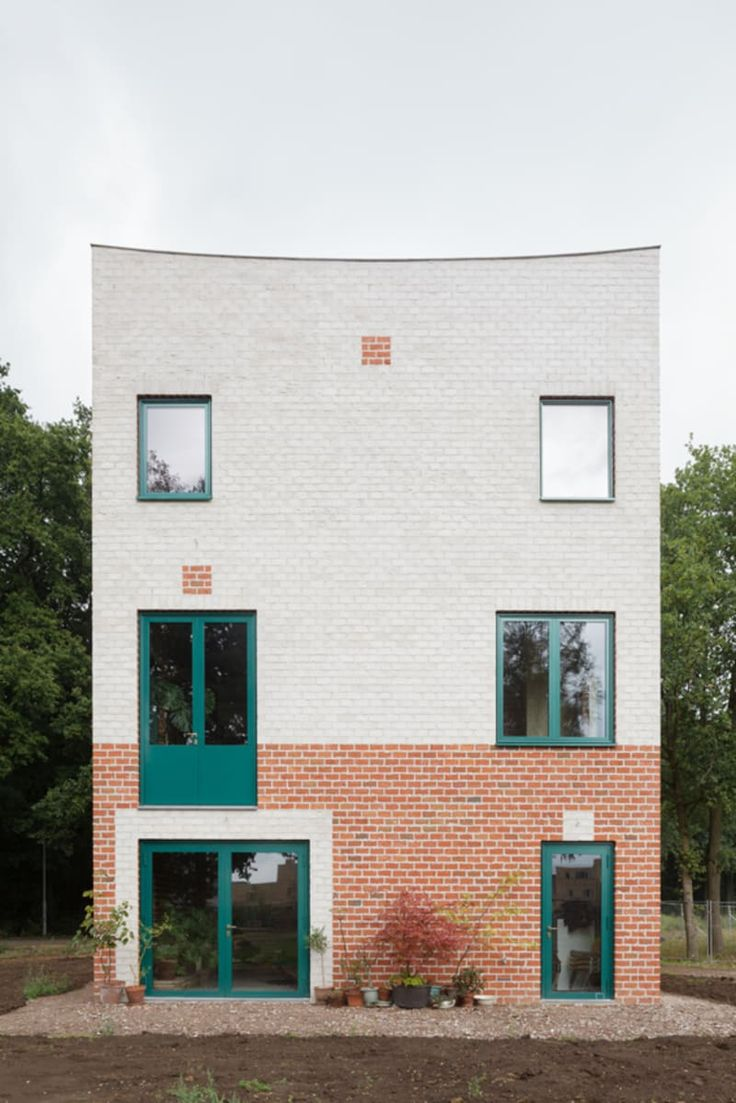 MONADNOCK, Stijn Bollaert · Atlas House