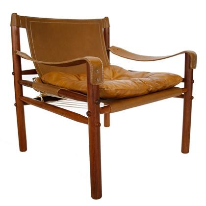 Danish safari chair