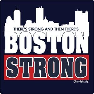 There's Strong and then There's Boston Strong.