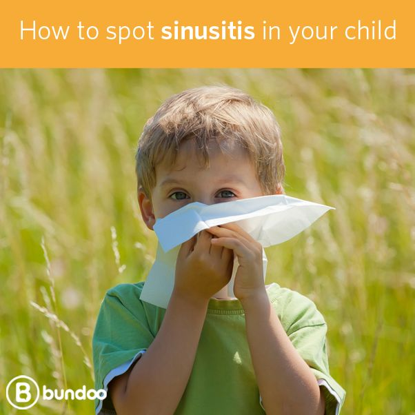Natural Remedies For Sinus Infection In Child