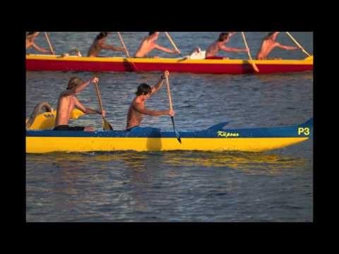 Nice Stroke (Outrigger Canoe Paddling)