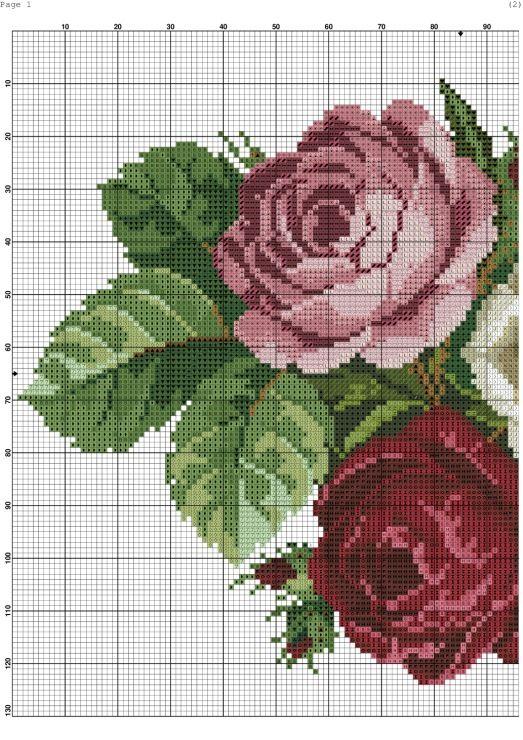 Gallery.ru / Фото #2 - 148 - kento / trzy róże 3/4