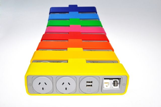 Elsafe presents the PULSE-8 range! Colour  your life with power, data, TUF charging & AV in 1 vibrant unit!