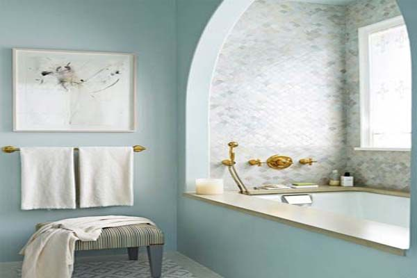 light and airy bathrooms - Google Search
