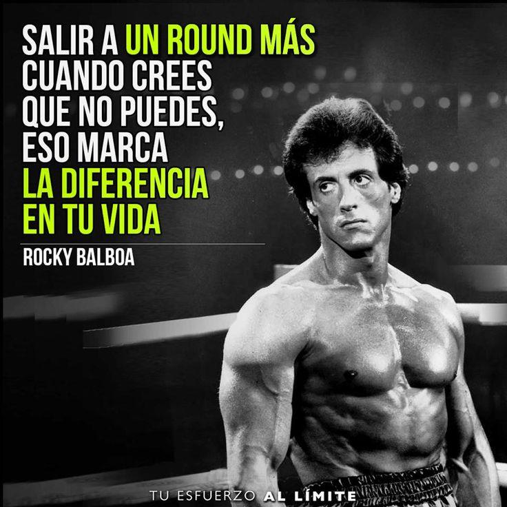 Salir un round más cuando crees que no puedes, eso marca la diferencia en tu…