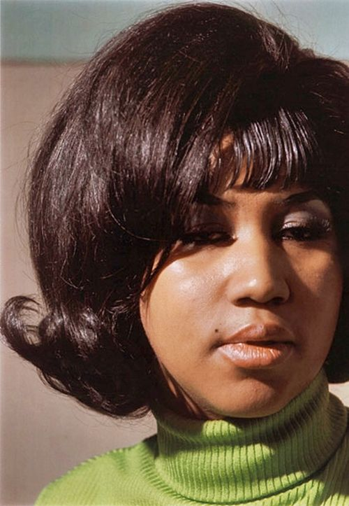 Aretha Franklin, 1968 there has never (since music was recorded at least) been a better singer than Aretha Franklin