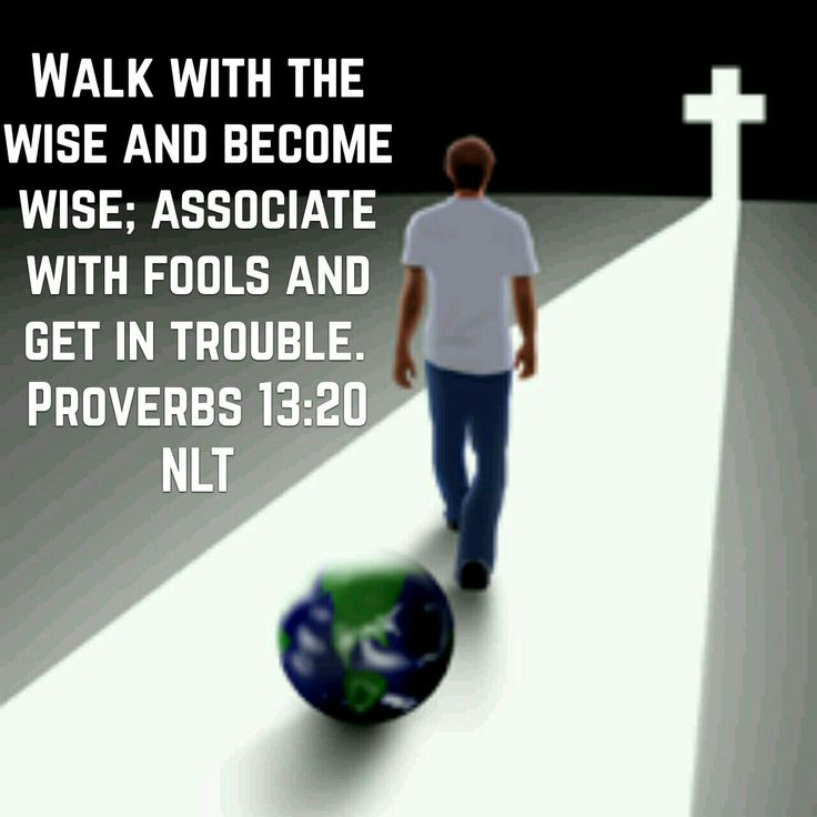 """Following Jesus is walking away from """"The World"""" and it's foolishness"""