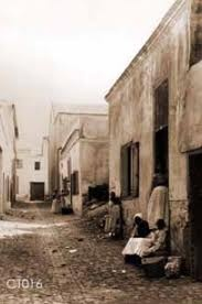 Coffee Lane - Cape Town of yesteryear