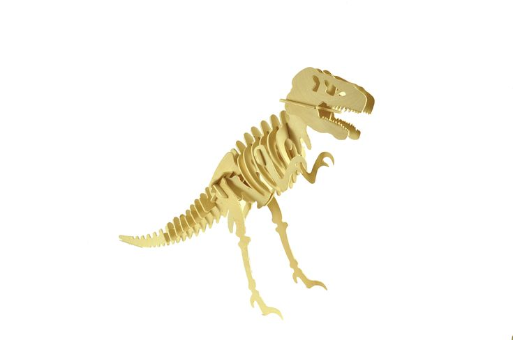 Small T-Rex Puzzle