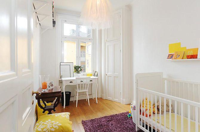 nurseryRenovation Apartments, Apartments Interiors