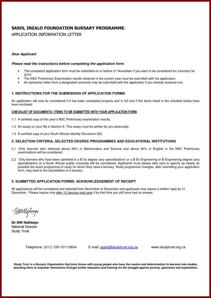 The 25+ best Nursing bursaries ideas on Pinterest Nursing - scholarship application form