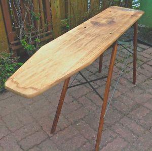 17 meilleures id es propos de planche repasser en bois - Rangement planche a repasser ...