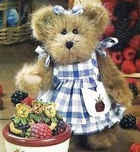 The Boyds Bears Store - Sugar Beary Jam