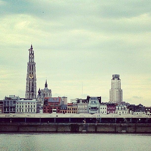 Antwerp, Belgium #visitantwerp Plan your trip to #Antwerp #Belgium www.cityisyours.com