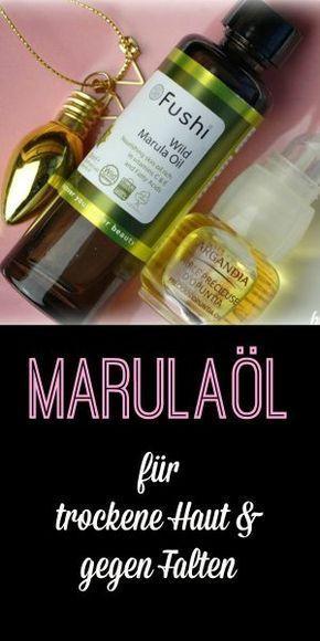 Hast du trocken Haut und Fältchen? Wenn ja, dann ist das Marulaöl das optimale…