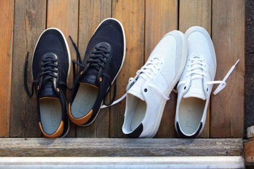Summer kicks.