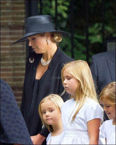 begrafenis van Friso
