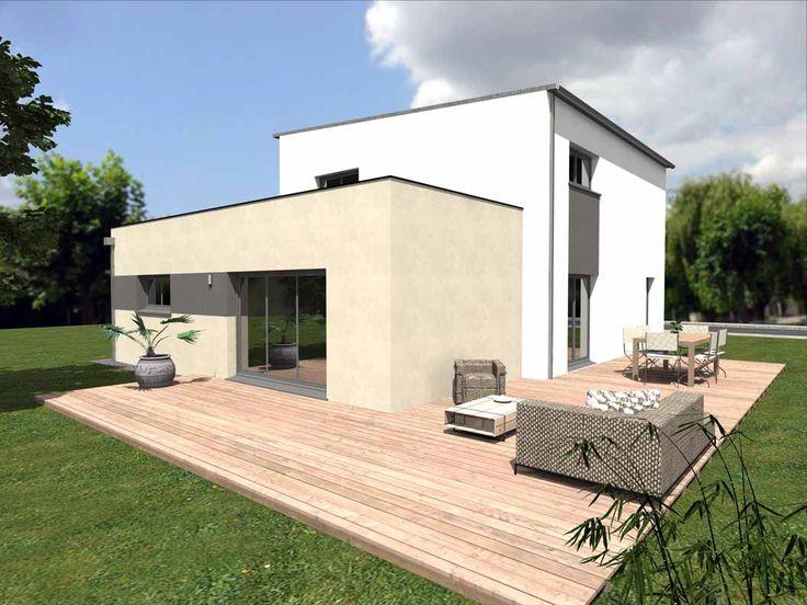 39 best images about constructeur de maison d 39 architecte on pinterest perspective originals for Constructeur maison architecte