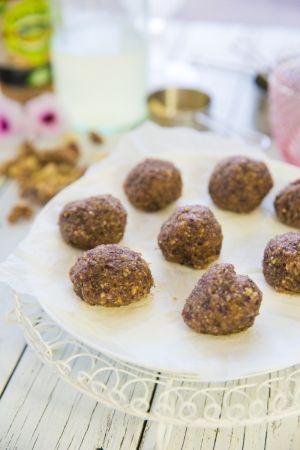 Ginger Energy Balls | Buderim Ginger