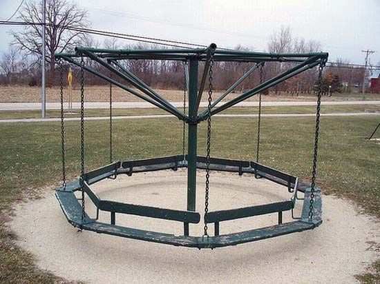 31 Best Images About Old Playground Equipment On Pinterest
