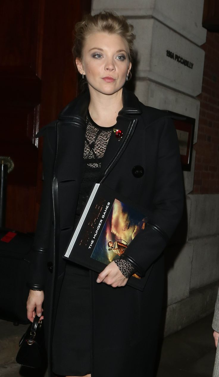 Natalie Dormer - Tim Palen's Book Launch in London 11/6/15