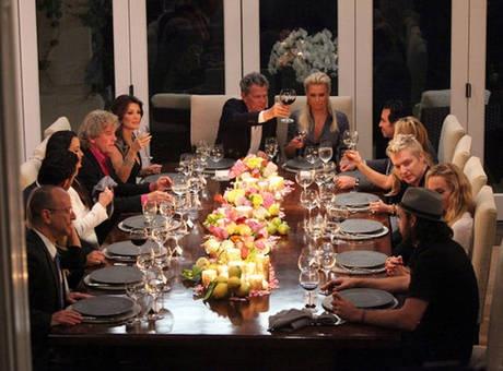 David Amp Yolanda Foster S Malibu Home Celebrity Homes