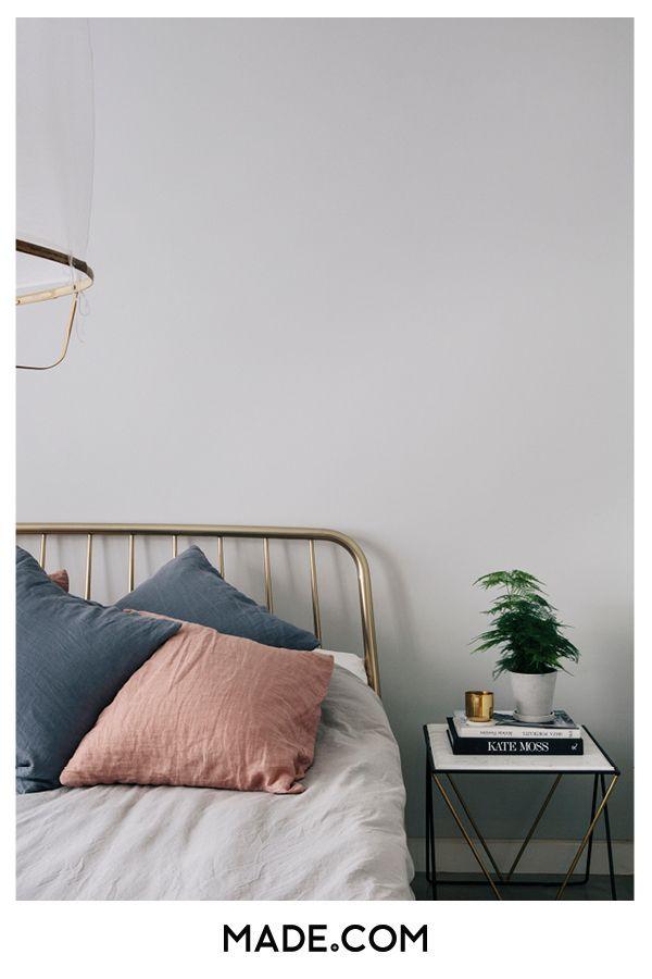 Best 25 Industrial Bed Frame Ideas On Pinterest