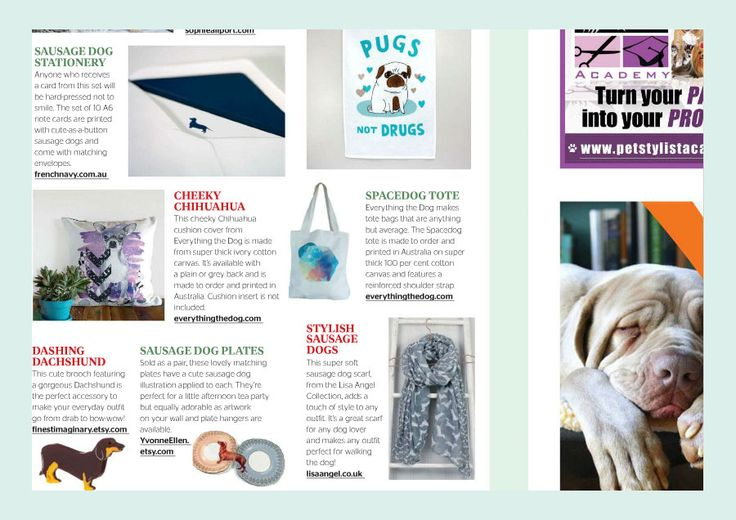 Dogs Life Magazine Christmas Feature
