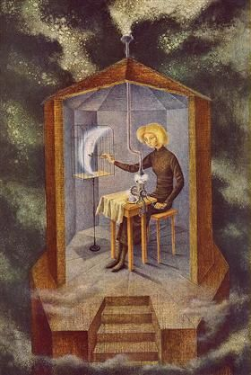 Star Maker - Remedios Varo