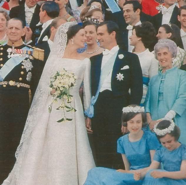 Queen Margrethe Wedding
