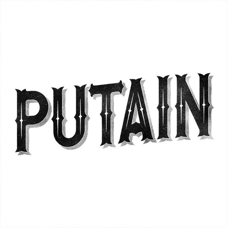 #putain