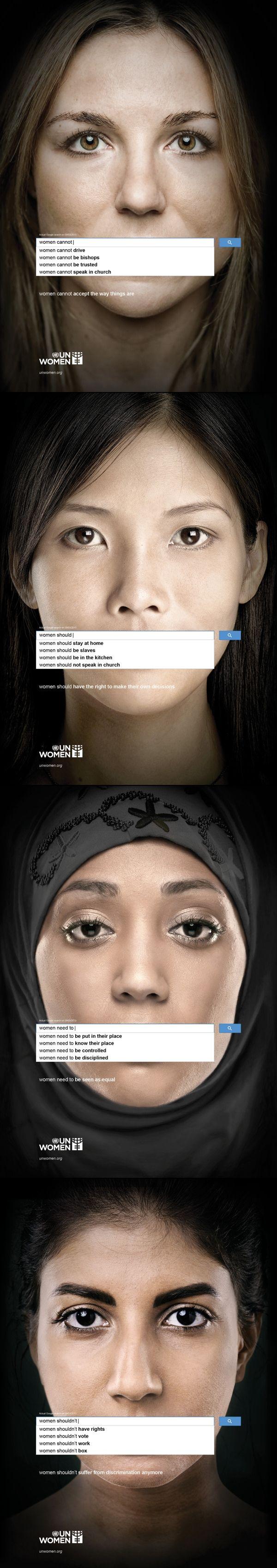 UN WOMEN | Auto Complete Truth | Advertising