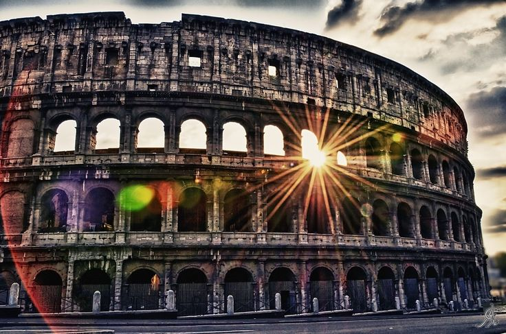 Sun and Culture by Alessandro Giorgi Art Photography on 500px