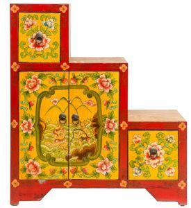Китайский комод Stairs Comode