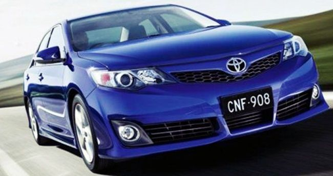 2016 Toyota Camry V6 XLE Release Date Germany