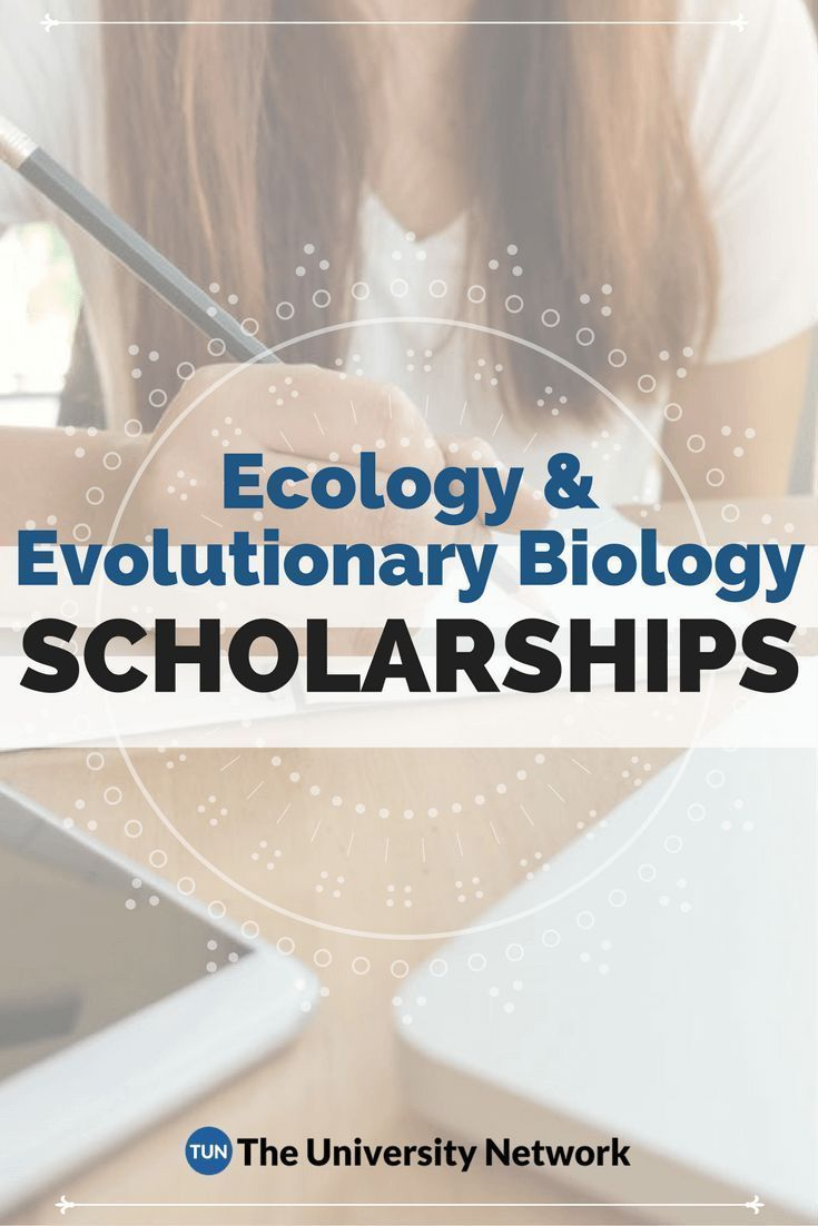 Here is a selection of Ecology & Evolutionary Biology Scholarships that are listed on TUN.
