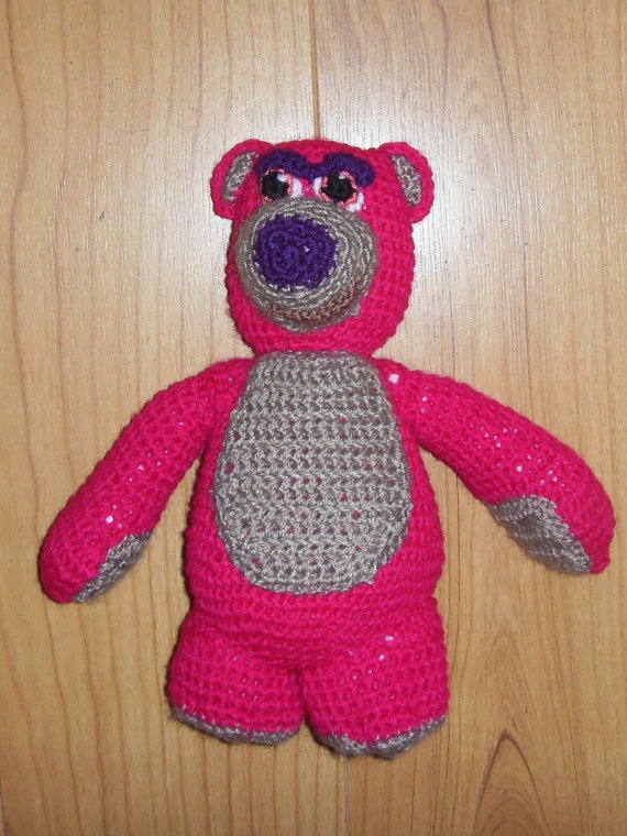 Amigurumi Toy Story : Meer dan 1000 afbeeldingen over Disney Crochet op ...