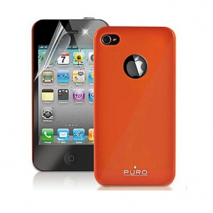 iPhone Oranje Cover